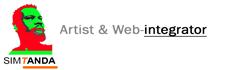 SIMTANDA | Art & Web - Artist & Web-integrator